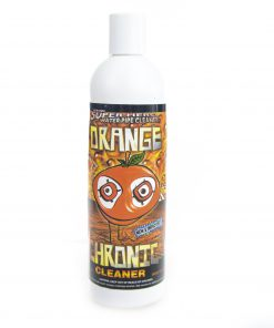 Orange Chronic Glass & Metal Cleaner 12oz