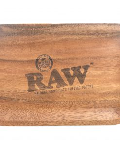 Raw Small Wooden Rolling Tray