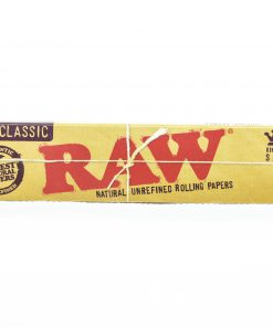 raw classic kingsized rolling papers