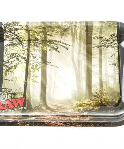 Raw Small Mystical Forest Rolling Tray