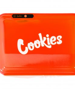 red cookies glowtray