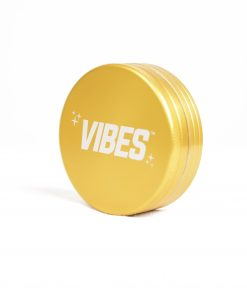 Gold Vibes 2 Part grinder