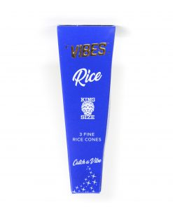 vibes rice kingsize cones